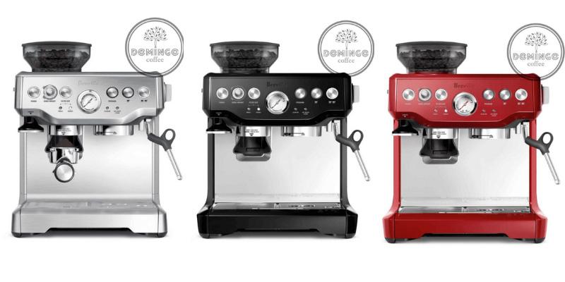 Các màu của máy pha cà phê Breville