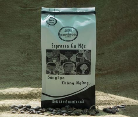 Cà phê Domingo 100% nguyên chất - Gợi ý tuyệt vời cho bạn để tạo ra những ly cà phê thơm ngon, đậm vị