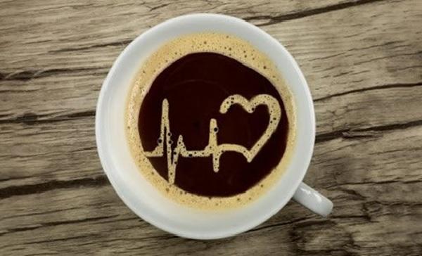 Uống cà phê mỗi ngày tốt cho tim mạch