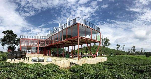 Gió Cầu Đất Coffee là một trong các quán cafe săn mây Đà Lạt đẹp mà bạn nên ghé đến
