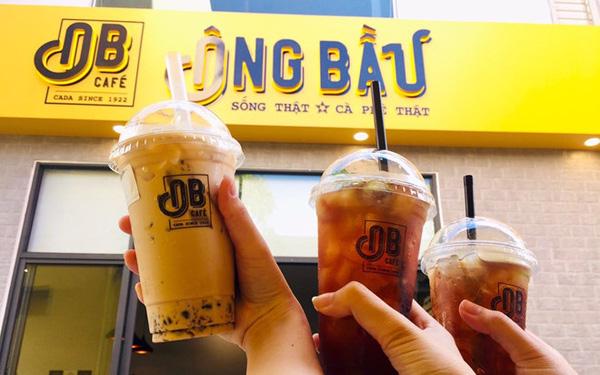 Cà phê Ông Bầu là một trong các thương hiệu cafe nhượng quyền nổi tiếng ở Việt Nam