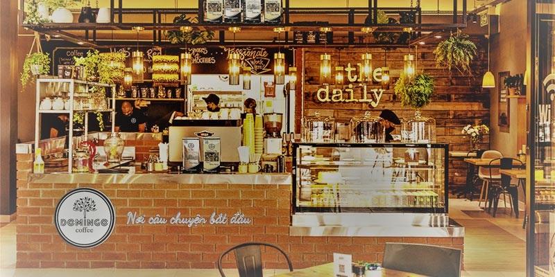 Domingo Coffee - Địa chỉ bán máy xay cà phê chất lượng, chính hãng